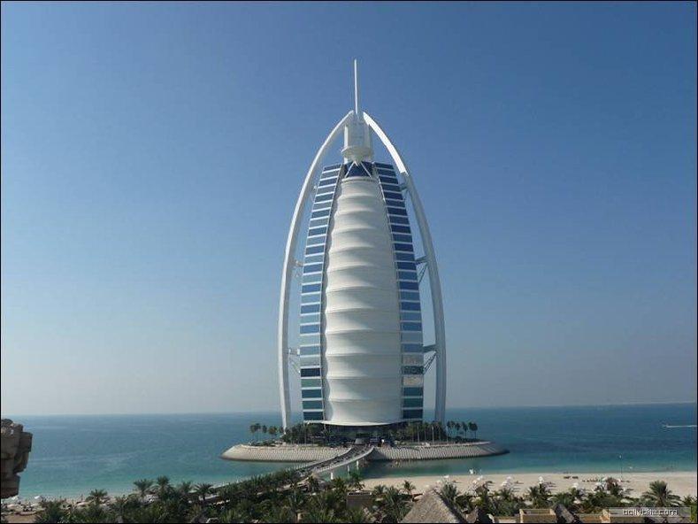 Hotel Burj-Al Dubai (AE)