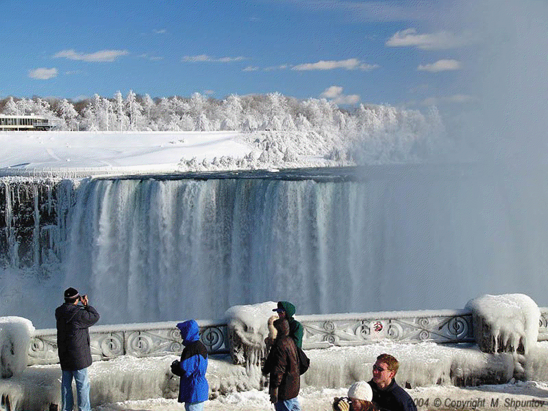 image001 | Flickr - Photo Sharing! |Niagara Falls Frozen 2009