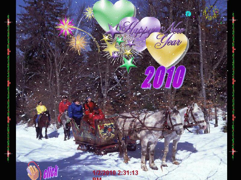 HAPPY NEW YEAR 2010!!