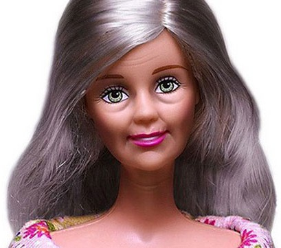 Divorced Barbie