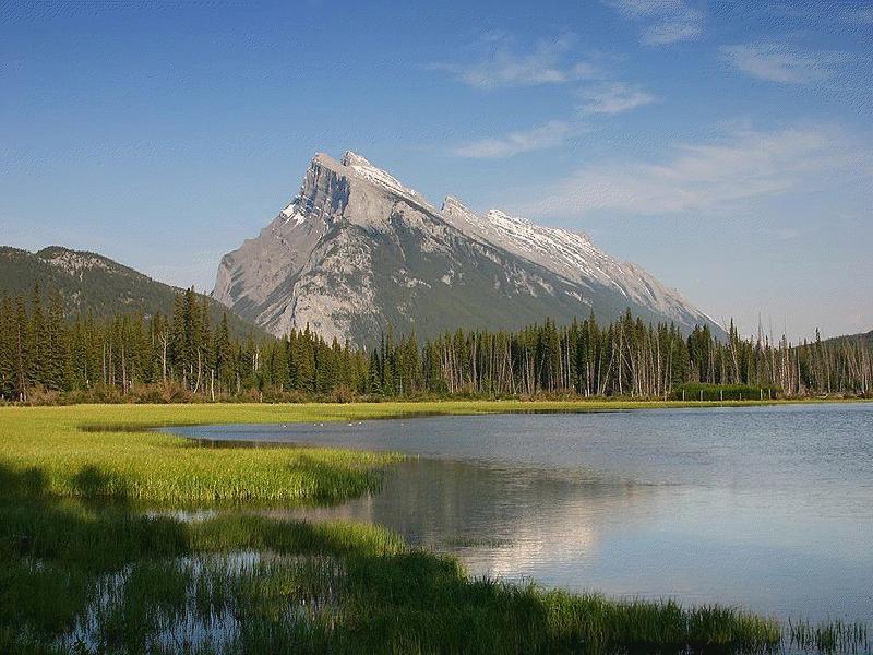 Banff Park - Canada