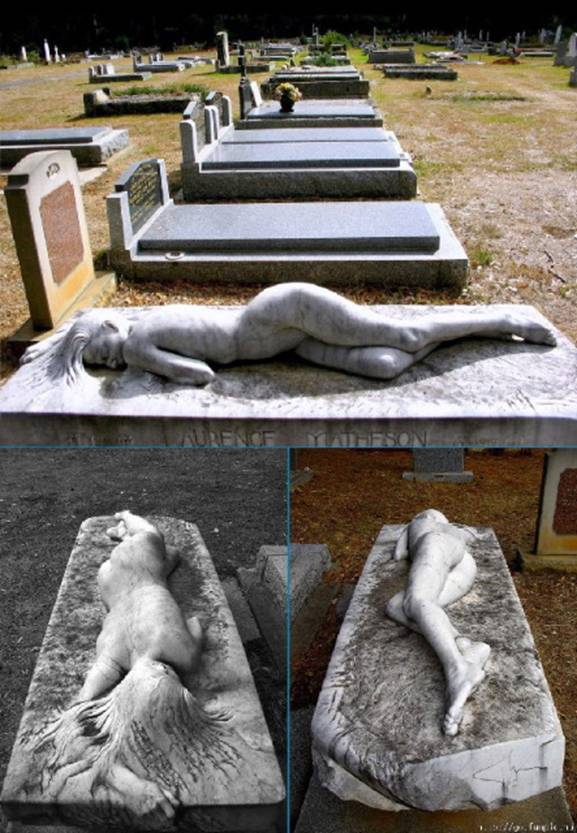 Interesting Tombstones