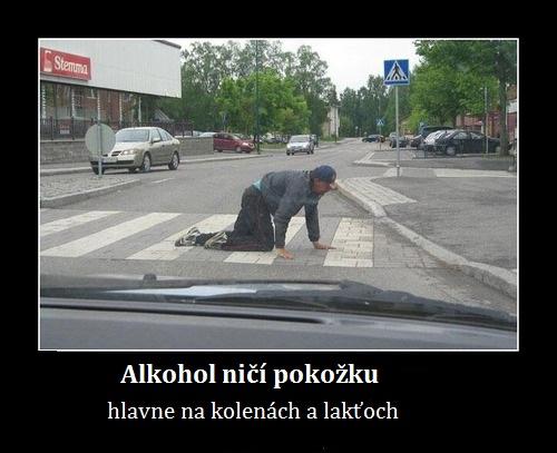 Niekoľko Faktov o Alkohole